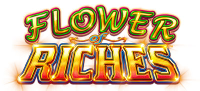 Flower of Riches game logo