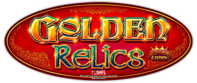 Golden Relics game logo