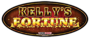 Kelly's Fortune game logo