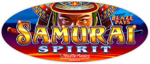 Samurai Spirit game logo