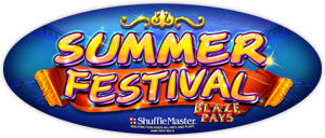 Summer Festival game logo
