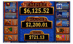 King of Babylon game screen