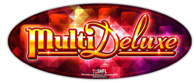 Multi Deluxe game logo