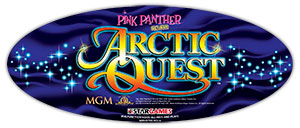Arctic Quest game logo